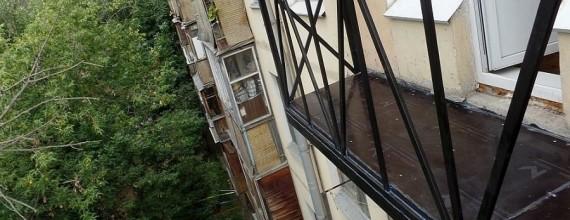 Этапы проекта ремонта балкона